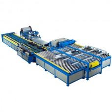 Автоматическая линия для изготовления прямоугольных воздуховодов с интегрированным фланцем  АСКВ-1500 - компания СтанГрупп (Stangroup)