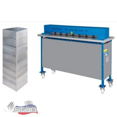 Станок для изготовления ребер жесткости Z-1250 - компания СтанГрупп (Stangroup)