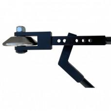 Инструмент для станков ротационной вытяжки металла с большим роликом ST-4 - компания СтанГрупп (Stangroup)