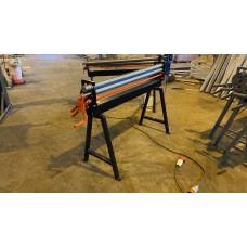 Вальцовочный станок трех-валковый ручной RM-1300x1.2mm - компания СтанГрупп (Stangroup)