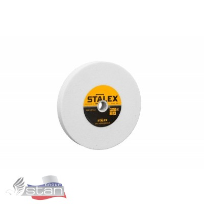 Круг абразивный Stalex 300х40х76,2 зернистость WA60(белый корунд)