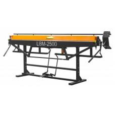 Станок листогибочный ручной Stalex LBM 2500 - компания СтанГрупп (Stangroup)