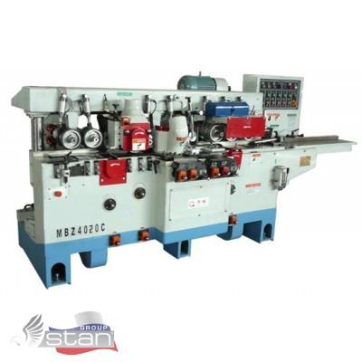 QMB4020C Четырёхсторонний 5-ти шпиндельный станок - компания СтанГрупп (Stangroup)