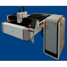 LF3015L - 500 оптоволоконный лазерный станок для резки металла