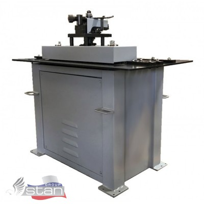Фальцепрокатный станок LC 12DR small rollers для круглых труб - компания СтанГрупп (Stangroup)