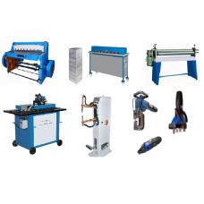Автоматическое оборудование для производства прямоугольных воздуховодов