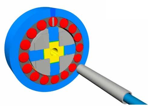 Станок для изготовление конуса из тонкостенной сварной трубы SGPS-300