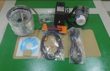 Комплект поставки лазера Z4060