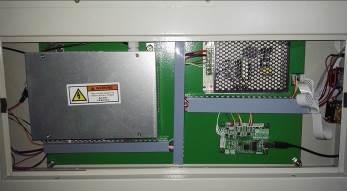 Электрические компоненты лазера Z4060