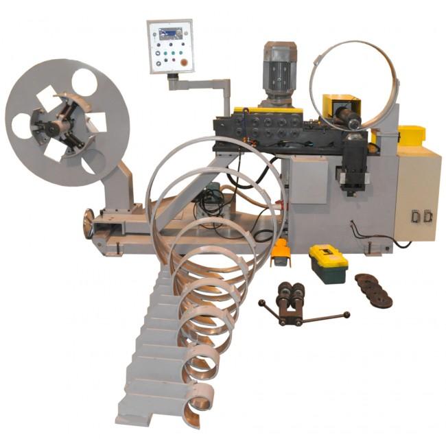 Универсальный спирально-навивной станок SBTF-1500 К