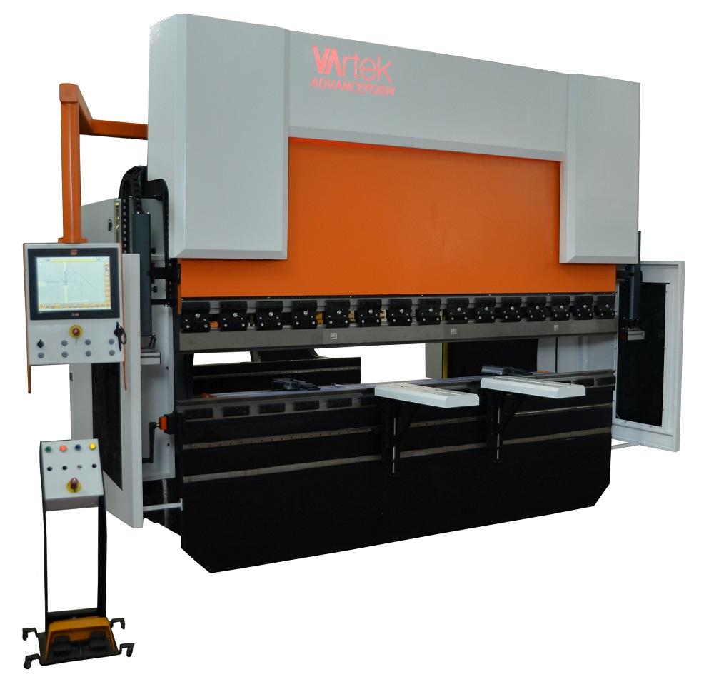 Листогибочный гидравлический пресс серия Vartek 3100-100 AdvanceForm